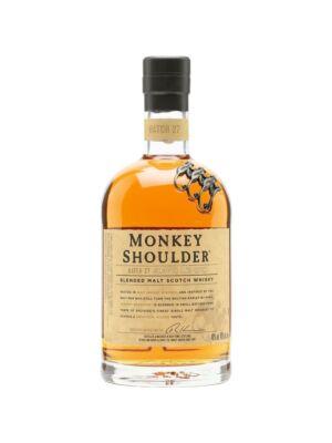 Monkey Shoulder Blended Malt Speyside Scotch Whisky 40% 0,7l