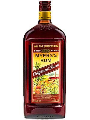 Myers's Original Dark Jamaica Rum 1 liter