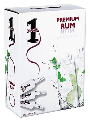 No. 1 Premium Rum 37,5% 3 l BiB