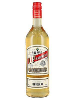 O.P. Anderson Aquavit 1 Liter 40%