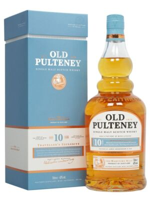 Old Pulteney 10 Years Highlands Single Malt Whisky 40% 1,0l