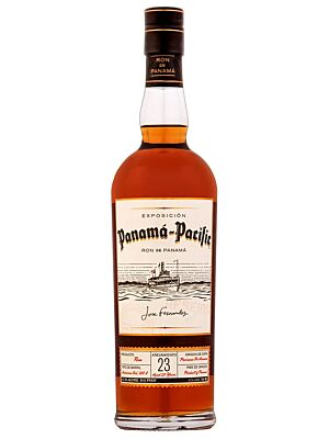 Panama Pacific 23 Year Old Rum 0,7 l