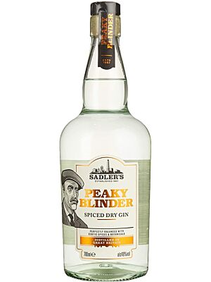 Peaky Blinder Spiced Dry Gin 0,7 l
