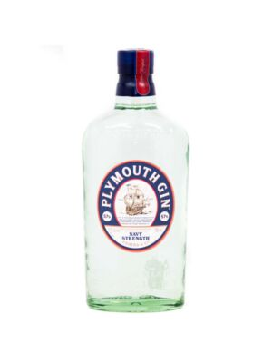 Plymouth Navy Strength Gin 57% 0,7 l