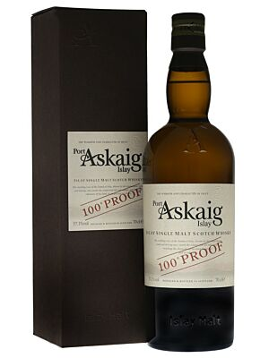 Port Askaig 100 Proof Islay Single Malt Whisky 57,1% 0,7l