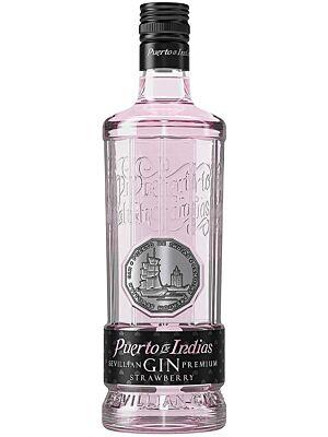 Puerto de Indias Strawberry Gin 1 liter