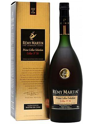 Remy Martin Prime Cellar No. 16 Cognac 40% 1,0l