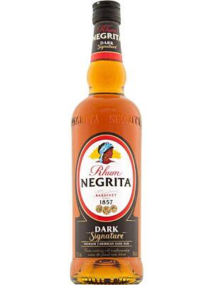 Negrita Dark Signature Rhum 37,5% 1,0l