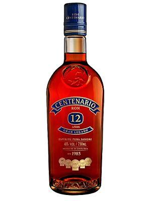 Ron Centenario Rum Gran Legado 12 Jahre 0,7 l