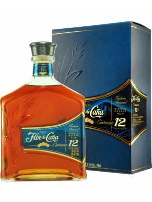 Ron Flor de Cana 12 years Rum 40% 1l