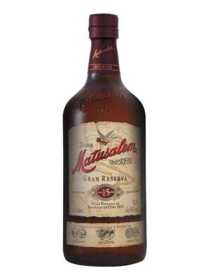 Ron Matusalem Solera 15 Jahre Gran Reserva Rum 0