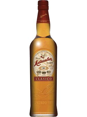 Ron Matusalem Clasico 10 years old Rum 40% 1.0l