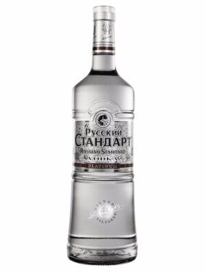Russian Standard Platinum Vodka 1 l
