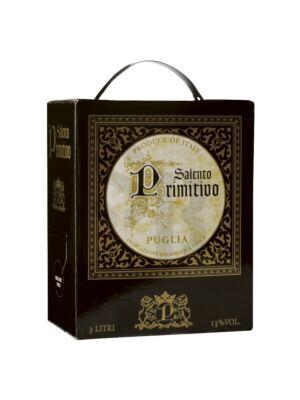 Primitivo di Salento IGT Bag in Box 13% 3.0l