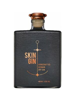 Skin Gin Edition Anthracite Dry Gin 0,5 l