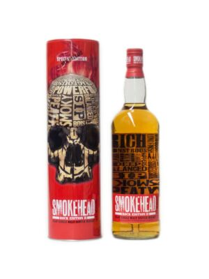 Smokehead Rock Edition II Islay Single Malt Scotch 46.6% 1.0l