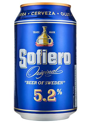 Sofiero Original 24 x 0,33 liter
