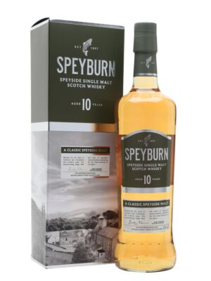 Speyburn 10 year old single malt Whisky 40% 1 l