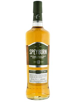 Speyburn 10 Jahre Highland Single Malt Scotch Whisky 40% 0,7l