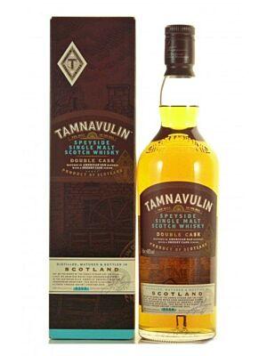 Tamnavulin Double Cask Speyside Single Malt Scotch Whisky 40% 0,7l