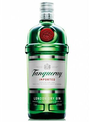 Tanqueray London Dry Gin 47,3% 1,0l