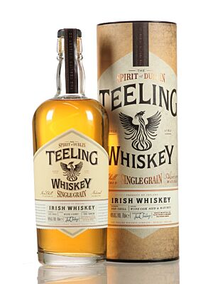 Teeling Single Grain Irish Whiskey 46% 1.0l