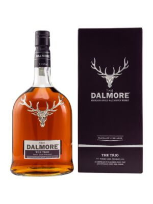 Dalmore The Trio Highlands Single Malt Scotch Whisky 40% 1,0l