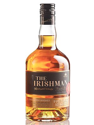 The Irishman Founders Reserve Irish Whiskey 40% 1,0l