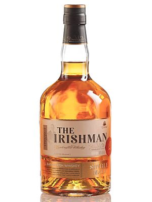 The Irishman Single Malt Irish Whiskey 40% 1,0l
