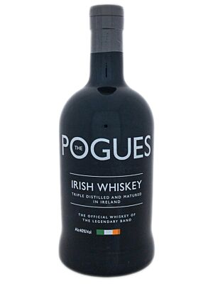 The Pogues The Official Irish Whiskey of the Legendary Band 40% 1,0l