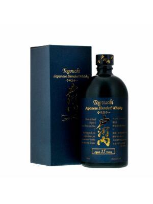 Togouchi 15 Year Old Japanese Blended Whisky 43,8% 0,7l