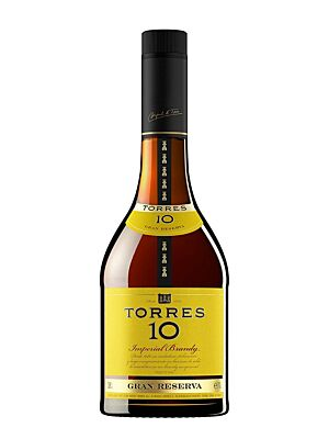 Torres 10 Years Brandy 38% 1,0l