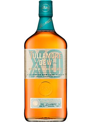 Tullamore Dew XO Caribbean Rum Cask Whiskey 1 l