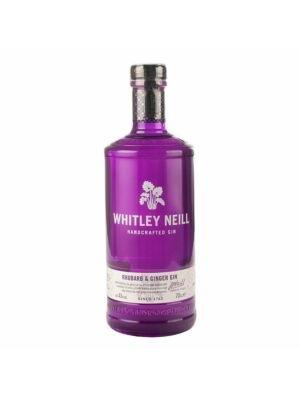 Whitley Neill Rhubarb & Ginger Gin 0,7 l