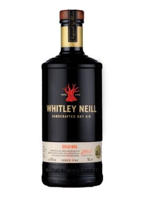 Whitley Neill Original Handcrafted Gin 42% 1,0l