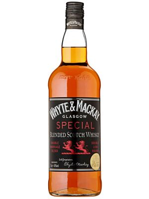 Whyte & Mackay Special Blended Scotch 40% 0,7l