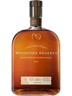 Woodford Reserve Distillers Select Whiskey 43,2% 1,0l
