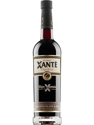 Xanté Dark Chocolate and Pear 38% 0,5l
