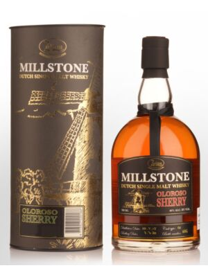 Millstone Oloroso Sherry Dutch Single Malt 0,7 l