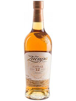 Ron Zacapa Centenario Ambar 12 Jahre Rum 40% 1.0l