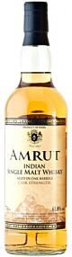Amrut Cask Strength Indian Single Malt 0,7 l