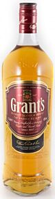 Grant's Family Reserve Blended Scotch Whisky 1 Liter 40%