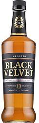 Black Velvet Canadian Whisky 1 l