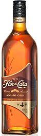 Ron Flor de Caña Gold 4 Jahre 0,7 l