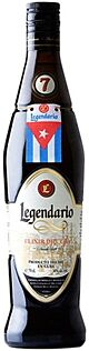 Legendario Elixir de Cuba 0,7 l