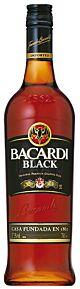 Bacardi Black, Dunkler Rum 1 l