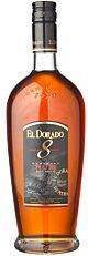 El Dorado 8 Jahre Demerara Rum 0,7 l
