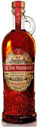 El Ron Prohibido Habanero 12 Jahre Solera Rum 0,7 l