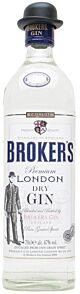 Broker's London Dry Gin 47% 0,7 l