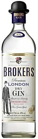 Broker's London Dry Gin 0,7 l